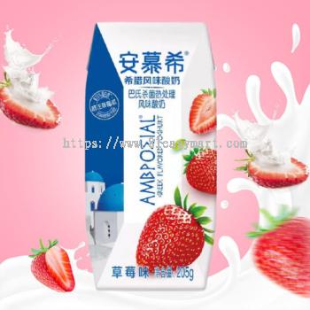 安慕希 草莓味 205g