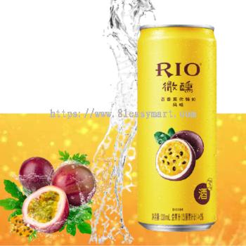 RIO 百香果伏特加 330ml