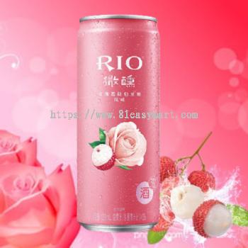 RIO 玫瑰荔枝白兰地 330ml
