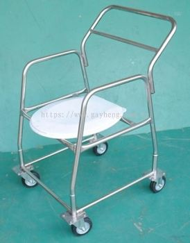 Portable Mobile Toilet Chairs (Hospital Use)