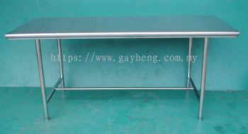 Stainless Steel 1 Tier Table ����