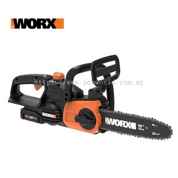 Worx WG322E (Cordless Chain Saw)