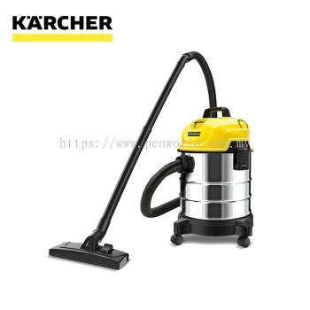 Karcher WD 1s Classic 18L Wet & Dry Vacuum Cleaner