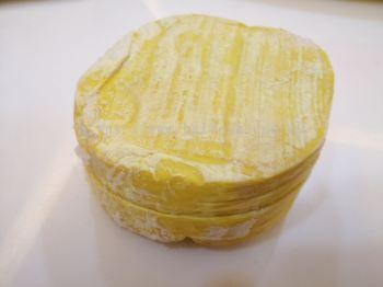 Dim Sum Skin (Round) (Yellow/White)