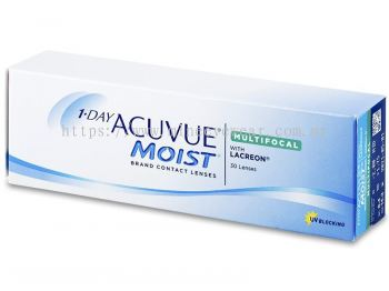 Acuvue Moist Dailies Multifocal (30 pcs)