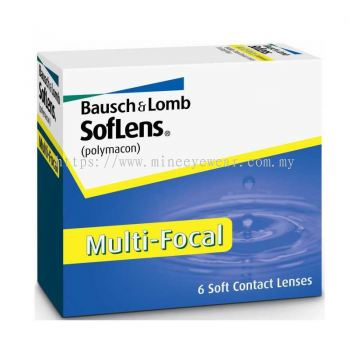 Softlens Multifocal Monthly (6 pcs)