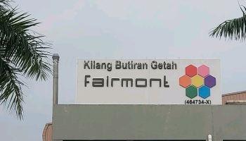 Fairmont Kapar - EG Backlit