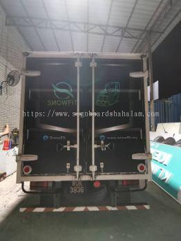 Truck Lorry Sticker