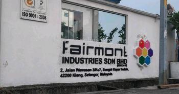 Fairmont Kapar - 3D Box Up Lettering Signboard With Non LED