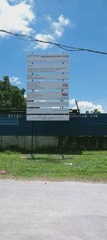 Essential Building Materi Semenyik - Project Signage