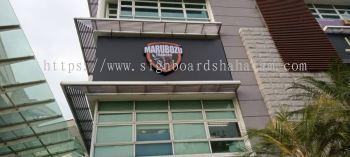 Marubozu Trades Shah Alam - Billboard with 3D Conceal Led Frontlit