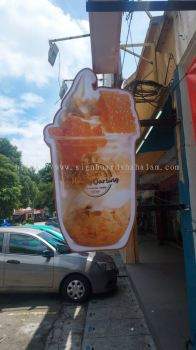 Honey Darling Shah Alam  - Double Side Signboard