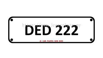 DED 222