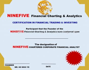 NINEFIVE CHARTERED CORPORATE FINANCIAL ANALYST