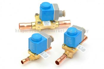 Danfoss Solenoid Valve With Coil