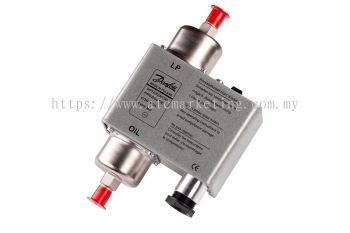 Danfoss Oil Pressure Control