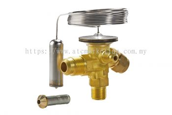 Danfoss Thermal Expansion Valve Type T2 / TE2