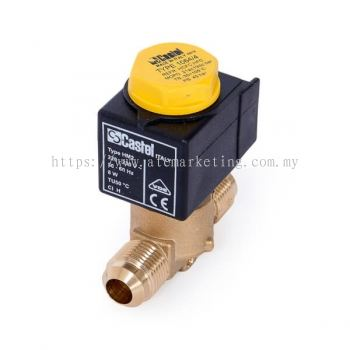 Castel Solenoid Valve With Coil