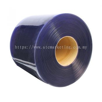PVC CURTAIN STRIP 2MM X 200MM X 50M