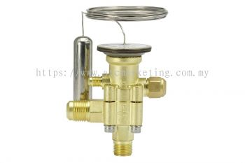Thermostatic expansion valves Type TE 5 �C TE 55