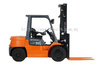 Toyota Diesel Forklift (7FD)