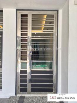 Stainless Steel Door Grill / Window Grill