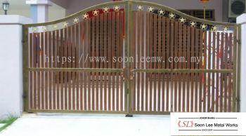 Metal Main Gate