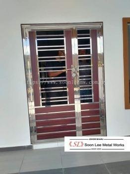Stainless steel Door Grill/Window Grill