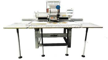 TCLX-1201 Embroidery Machine