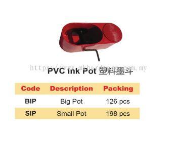 PVC INK POT