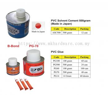 PVC PIPE & FITTING