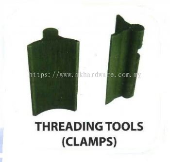 Poly steel threading tools (clamps)