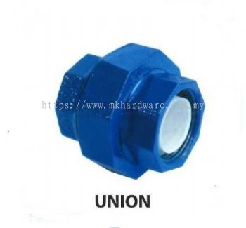 Poly steel union