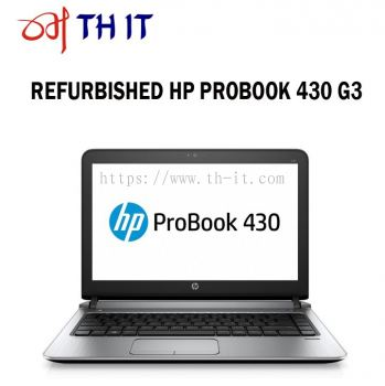 REFURBISHED HP PROBOOK 430 G3