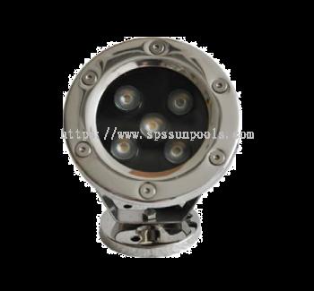 ECOBLU UNDEWATER & GARDEN LIGHT LED 5W/12V BL-5 SERIES