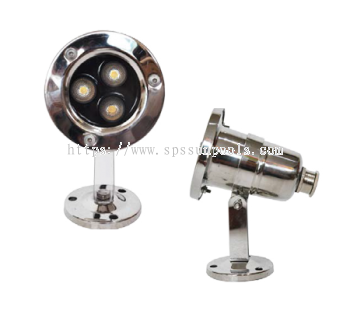 ECOBLU UNDERWATER & GARDEN LIGHT LED 3W/12V BL-3 SERIES
