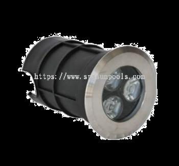 ECOBLU RECESS POOL LIGHT LED 3W/12V FLS-3 SERIES