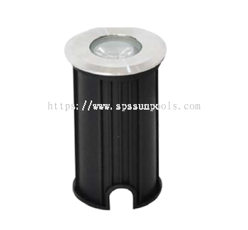ECOBLU RECESS POOL LIGHT LED 1W/12V FLS-1 SERIES
