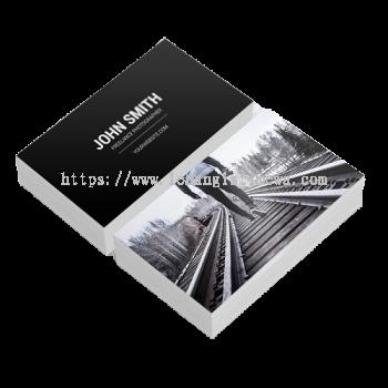 Gloss Lamination Business Card