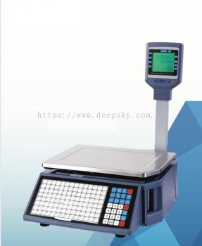 Barcode Label Scale