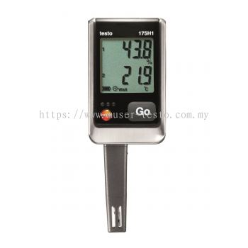 Testo 175 H1 - Temperature and Humidity Data Logger [Delivery: 3-5 days]