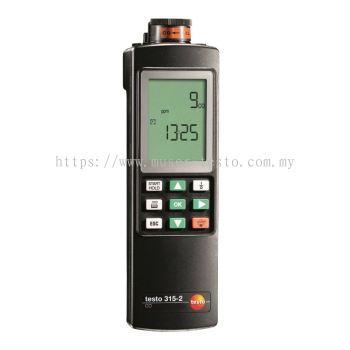 Testo 315-2 - CO Warning/Measuring Instrument [SKU 0632 0317]