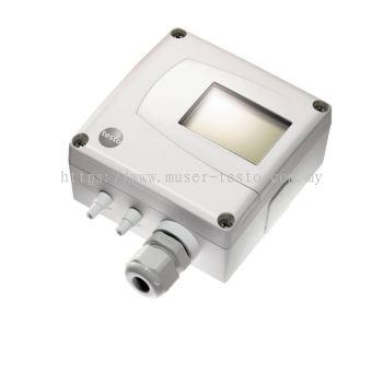 Testo 6321 - Pressure Transmitter for Differential Pressure [SKU 0555 6321]