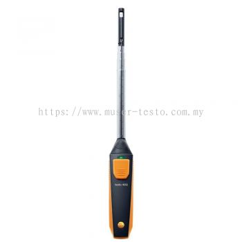 Testo 405 i - Thermal Anemometer with Smartphone Operation [Delivery: 3-5 days subject to availability]