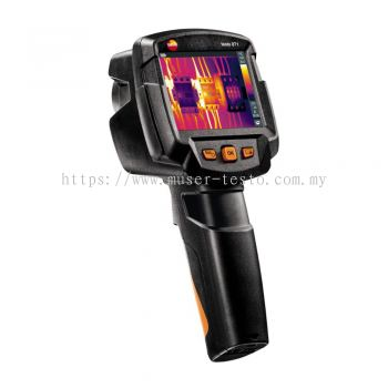Testo 871 - Thermal Imager with App [SKU 0560 8712]