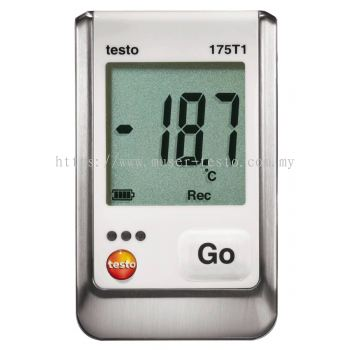 Testo 175 T1 - Temperature Data Logger [Delivery: 3-5 days subject to availability]