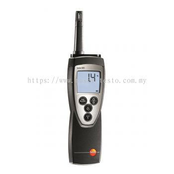 Testo 625 - Thermohygrometer [Delivery: 3-5 days]