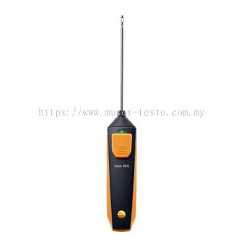Testo 905 i - Thermometer with Smartphone Operation [Delivery: 3-5 days subject to availability]