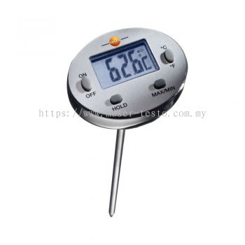 Testo - Waterproof Mini Probe Thermometer [Delivery: 3-5 days]