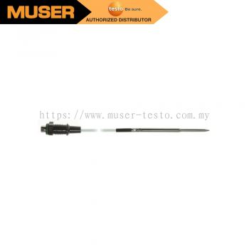 Testo 0572 7001 | Penetration probe Pt100 with ribbon cable, cable length 2 m, IP 54